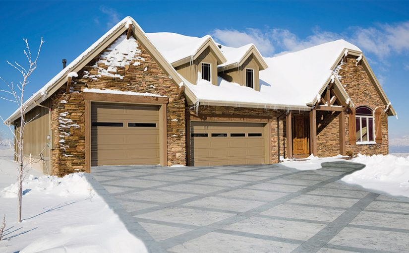 The Benefits of a Bomanite Installed Heated Driveway for your Home