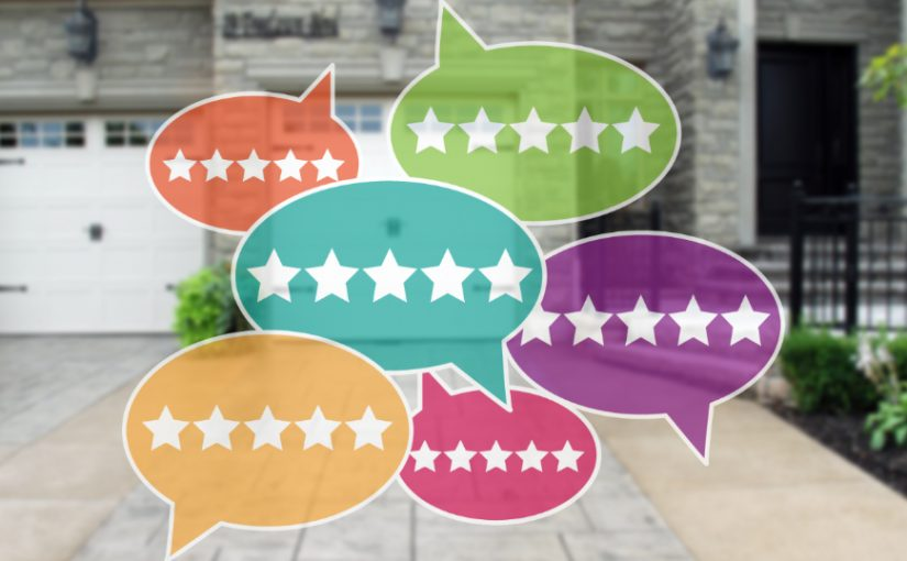 Sifting through online reviews to make the right decision