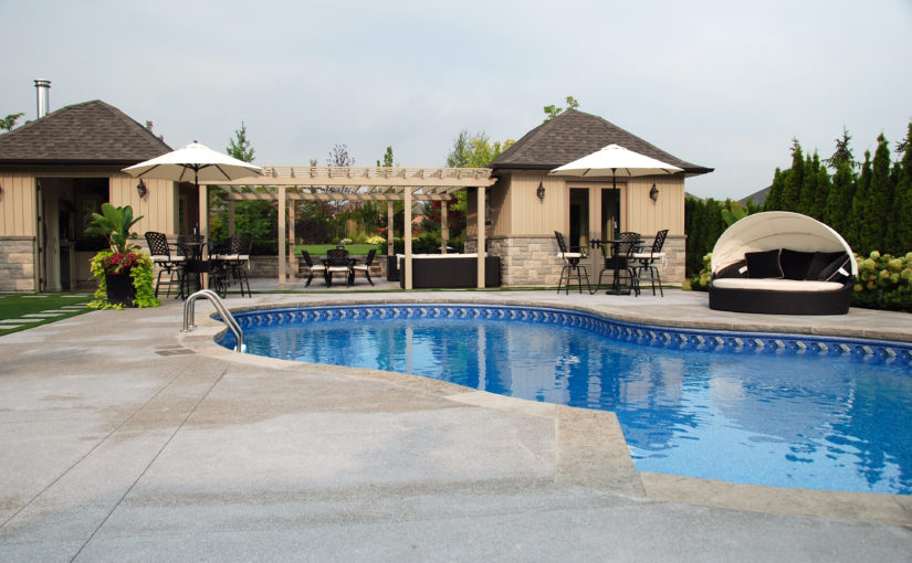 Concrete Pool Decks Are Always on Trend