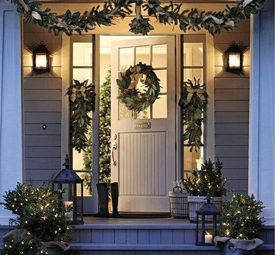 5 Outdoor Holiday Decorating Ideas