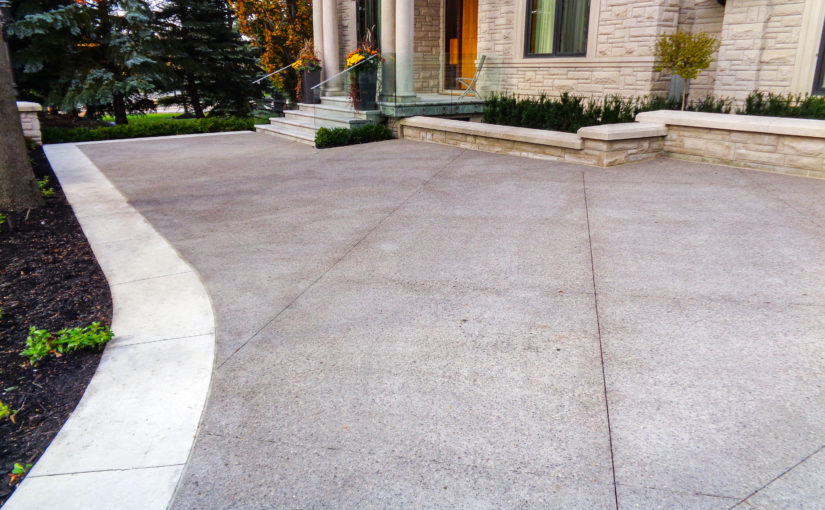 Exposed Aggregate Concrete – Great Way to Enhance your Home's Outdoor Appearance