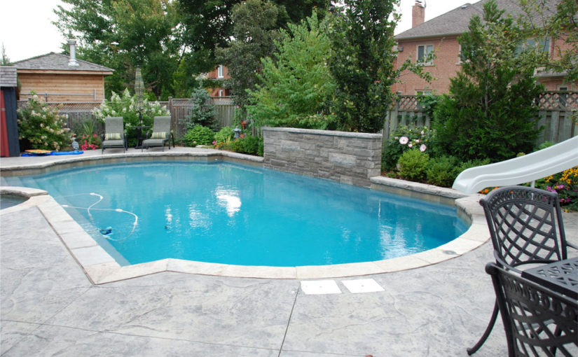 Dip into Summer with a Brand-New Pool Deck